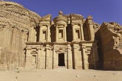 Facade of monastery Royalty Free Stock Photography