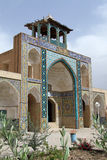 Facade of mosque Stock Image