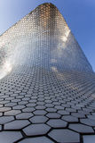 Facade of Museo Soumaya art museum in Mexico City - Mexico. North America Stock Image