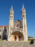 Facade of the Museu de Marinhal Stock Photography