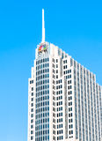 Facade of NBC tower, Chicago Stock Photos
