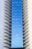 Facade of new skyscraper Royalty Free Stock Photos