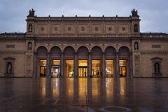 Hamburg Kunsthalle art museum, Hamburg, Germany royalty free stock photos