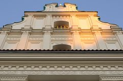 Free Facade Of Historic Building (Low Angle View) Royalty Free Stock Photography - 22250067