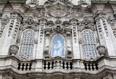 Free Facade Of Igreja Do Carmo In Porto, Portugal Royalty Free Stock Photo - 17679915