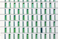 Free Facade Of Skyscraper With Windows Structured In Rows With Differ Stock Photo - 58316700