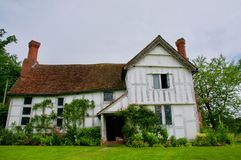 Free Facade Of The Manor House Stock Photography - 129702352