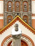 Facade Of The Tretyakov Gallery In Moscow Royalty Free Stock Photos