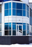 Facade off office building Stock Photography