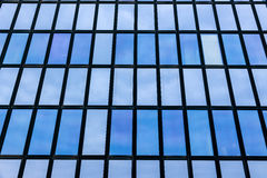 Facade of an office building Royalty Free Stock Photo