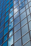 Facade of office building Stock Photography