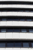 Facade of office building Royalty Free Stock Photography