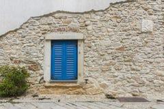 The facade of an old building Stock Photos