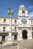 The Palazzo del Podesta in Padova, Italy. Royalty Free Stock Photo