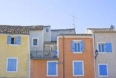Free Facade On House In French Village. Royalty Free Stock Images - 21888259