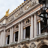 Opera house in Paris Royalty Free Stock Photography