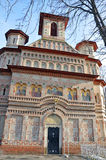 Facade of orthodox church Royalty Free Stock Images