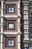 Facade of orthodox church Spas na Krovi Stock Photo