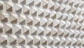 Facade pattern  in Segovia, Spain Stock Images