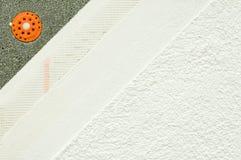 Facade plaster Stock Image
