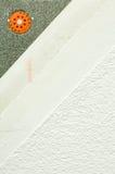 Facade plaster Stock Photo