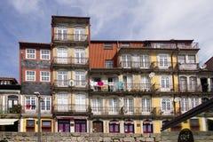Facade Porto Portugal Stock Photography