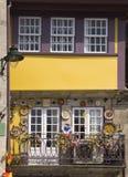 Facade Porto Portugal Stock Photo