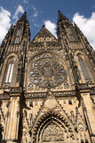 Prague st. Vitus cathedral Stock Photography