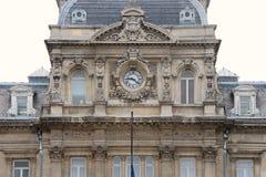 Facade - Prefecture - Lille - France (2) Royalty Free Stock Photos
