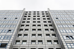 Facade of a residential skyscraper in Berlin, Germany Royalty Free Stock Image