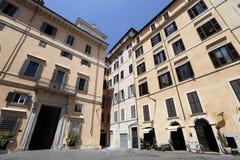 Facade, rome, italy Stock Image