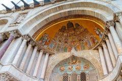 Facade of San Marco Stock Photos
