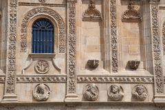 Facade of San Marcos Royalty Free Stock Photo