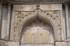 Facade of San Marcos Cathedral, Venice Royalty Free Stock Photography