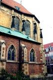 Facade of St. Ludger Church Stock Photo
