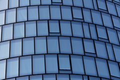 Facade surface Stock Image