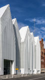 Facade of  The Szczecin Philharmonic Hall Royalty Free Stock Images