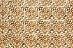 Facade tiles in a house - Lisbon, Portugal Stock Photos