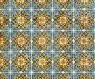 Facade tiles in a house  - Lisbon, Portugal Stock Image