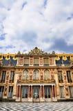 Facade of the Versailles royalty free stock photo