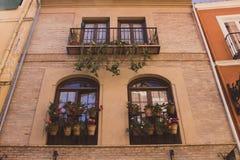 facade royalty-vrije stock afbeeldingen