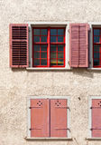 Facade Royalty Free Stock Images