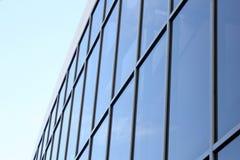 facadeexponeringsglas Arkivbild