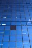 facadeexponeringsglas Fotografering för Bildbyråer