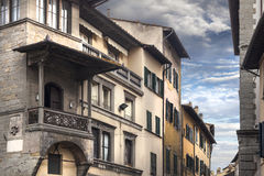 Facades Royalty Free Stock Images
