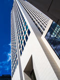 Facades of business buildings in Frankfurt, Germany Stock Photography