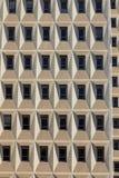 Facades. Facade and windows in montpellier stock image