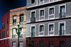 Facades Stock Images