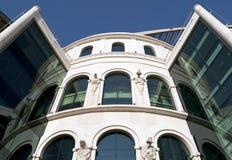 facadesidoteater Royaltyfria Foton