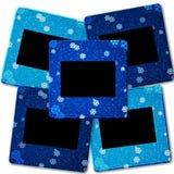 Faccia scorrere il blocco per grafici Fotografia Stock